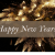 Carousel social media template New Year's holiday